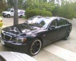 jordanbmws 2006 BMW 7 Series