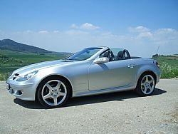 DimitrisSLKs 2004 Mercedes-Benz SLK-Class