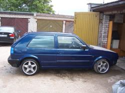 Marchss 1989 Volkswagen GTI