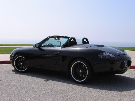 debonairida 2001 porsche boxster specs photos. Black Bedroom Furniture Sets. Home Design Ideas