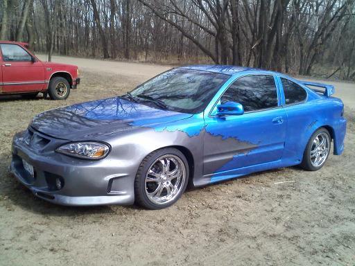 bluerazor 1999 Pontiac Grand Am