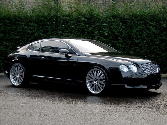 2007 bentley continental gt - view all 2007 bentley continental gt