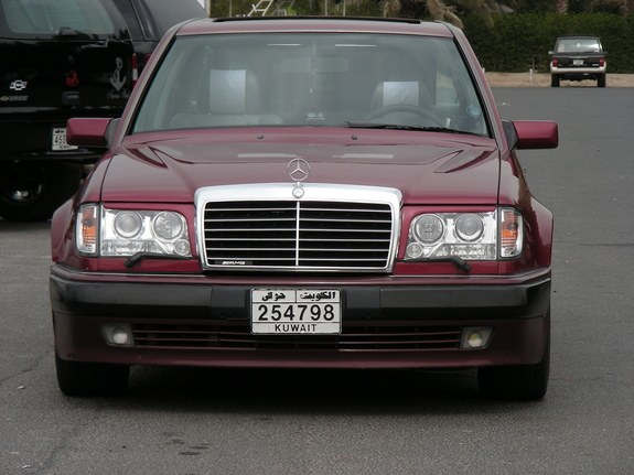 Another q8e500 1992 Mercedes-Benz E-Class post... - 10341695