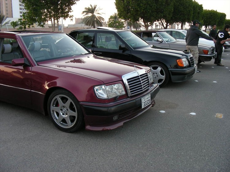 Another q8e500 1992 Mercedes-Benz E-Class post... - 10341700