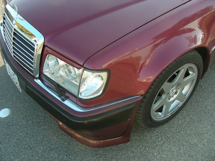 Another q8e500 1992 Mercedes-Benz E-Class post... - 10341705