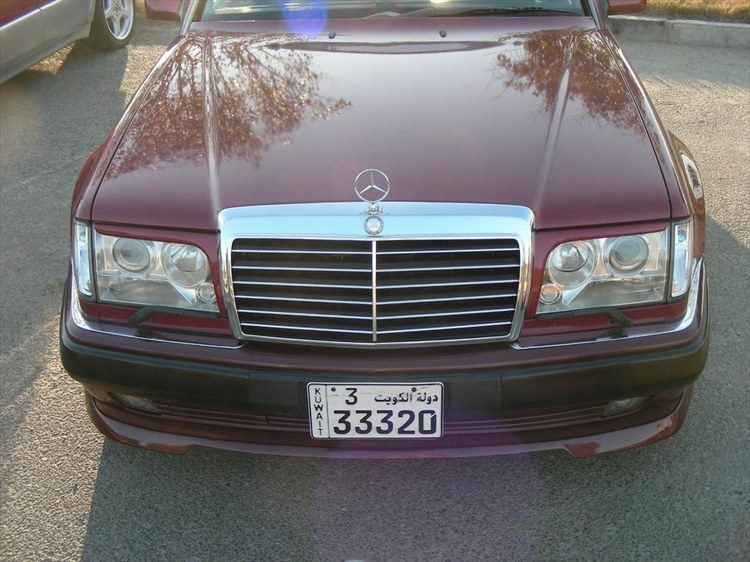 Another q8e500 1992 Mercedes-Benz E-Class post... - 10341706