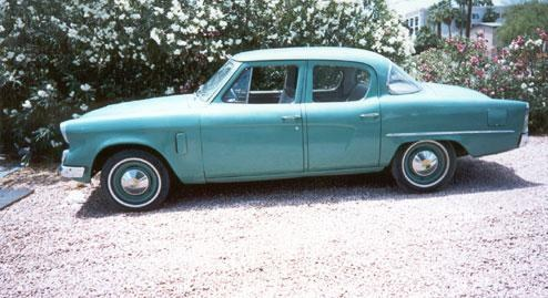 Another JodyFKerr 1953 Studebaker Champion post... - 10252593