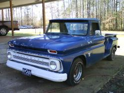 Spitshot58s 1964 Chevrolet C/K Pick-Up