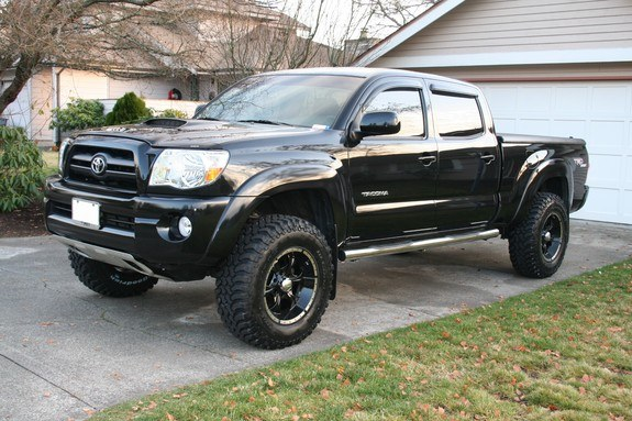 trdblack 2006 Toyota Tacoma Xtra Cab Specs, Photos, Modification ...