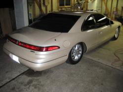PimpMyTintdotcoms 1995 Lincoln Mark VIII