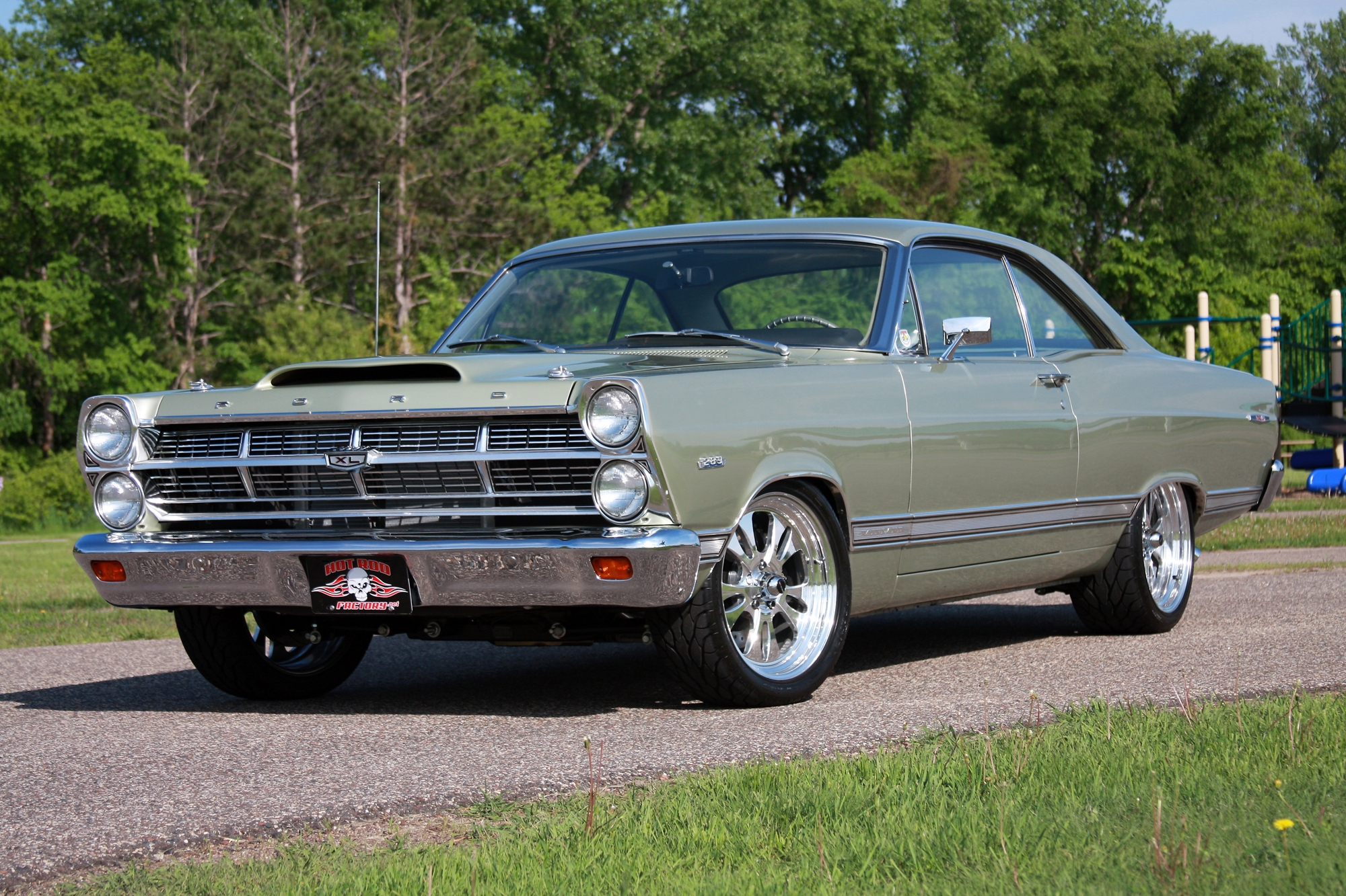 67lane 1967 Ford Fairlane