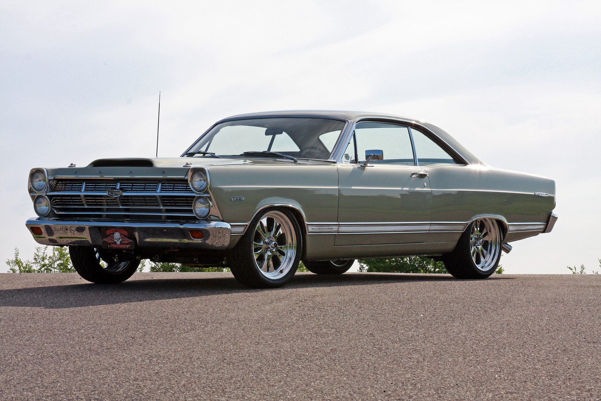Another 67lane 1967 Ford Fairlane Post