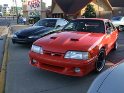 merccyclones 1988 Ford Mustang
