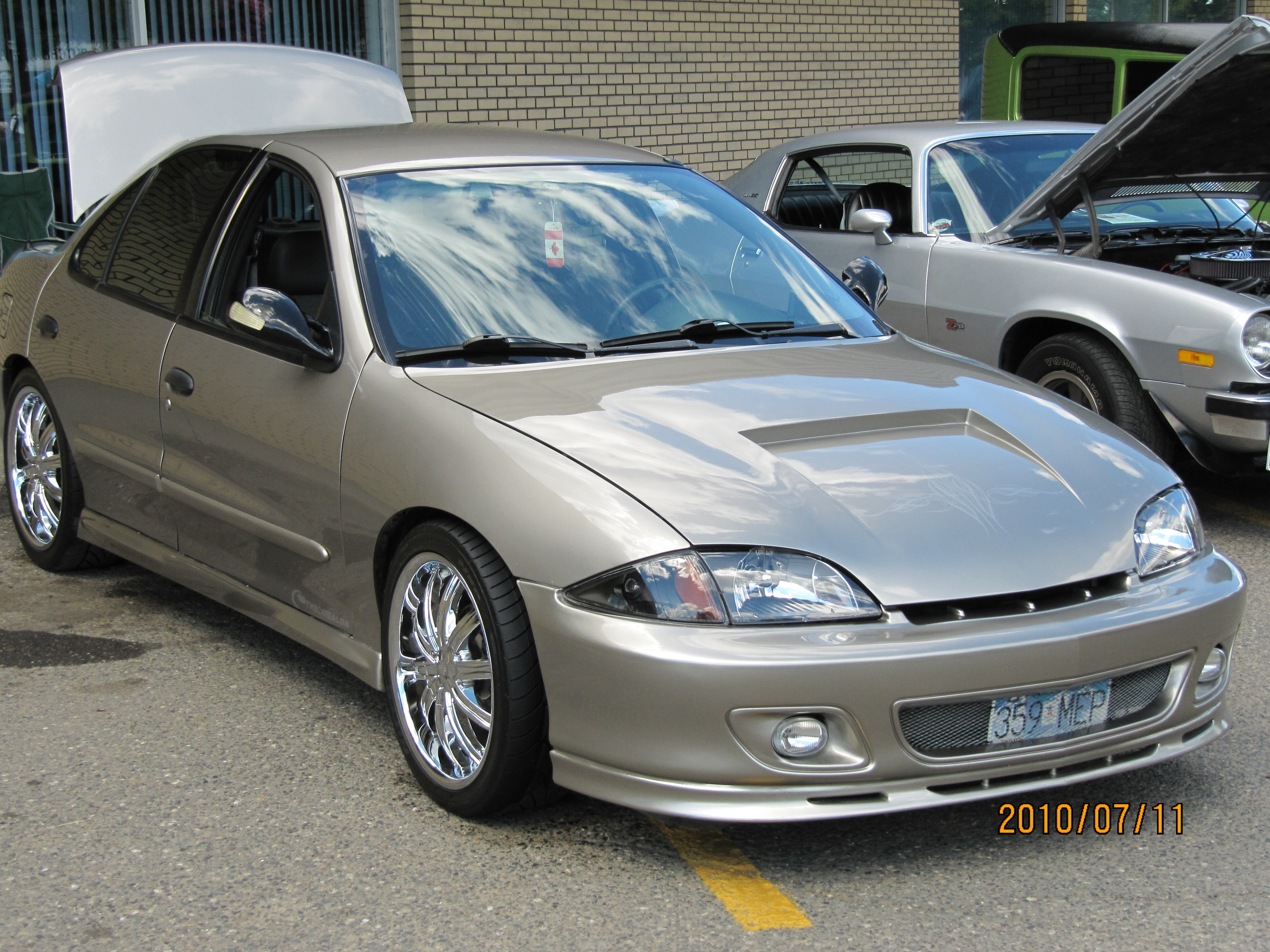 chevyrolla's 2002 Chevrolet Cavalier
