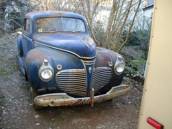 Another watrpro 1941 Plymouth Deluxe post... - 9205043