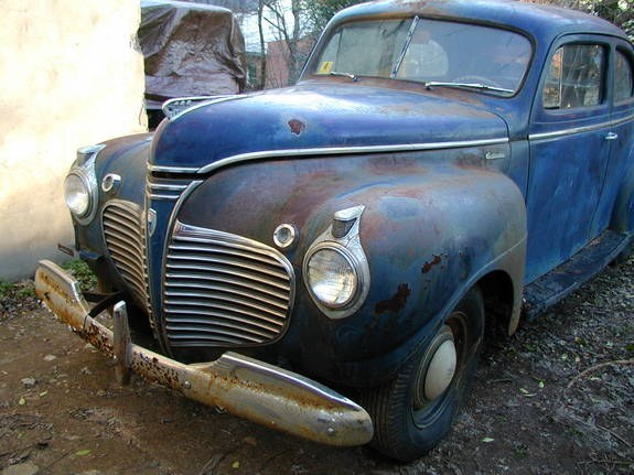 Another watrpro 1941 Plymouth Deluxe post... - 9205044