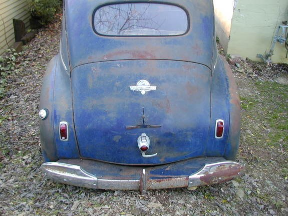 Another watrpro 1941 Plymouth Deluxe post... - 9205045