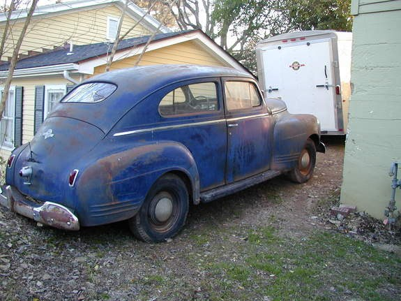 Another watrpro 1941 Plymouth Deluxe post... - 9205046