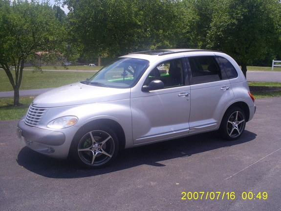 Tires for 2001 pt cruiser