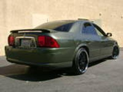 lincolnfinest 2000 Lincoln LS