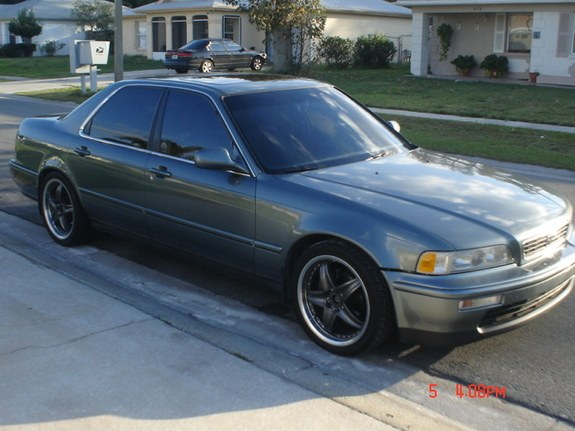 GUNMETAL-REGAL 1995 Acura Legend