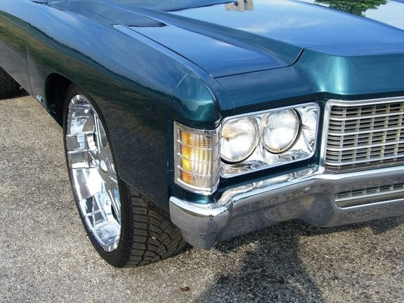 Another PLAYBOY006 1971 Chevrolet Impala post... - 10261407