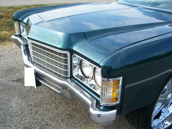 Another PLAYBOY006 1971 Chevrolet Impala post... - 10261408