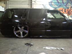 SSLIMITEDTAHOEs 2000 Chevrolet Tahoe