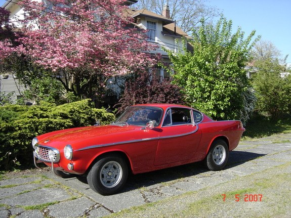Another DKLOMP 1965 Volvo 1800 post... - 10261978