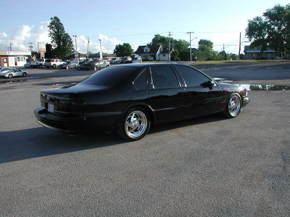 Piston_Head 1994 Chevrolet Caprice