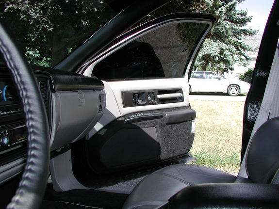 & Need To See Custom Door Panels... - Page 2 - Chevy Impala SS Forum