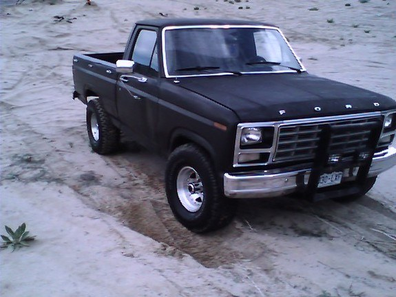 Ford F 150 Truck Bed Dimensions >> 1980FordF150 1980 Ford F150 Regular Cab Specs, Photos, Modification Info at CarDomain