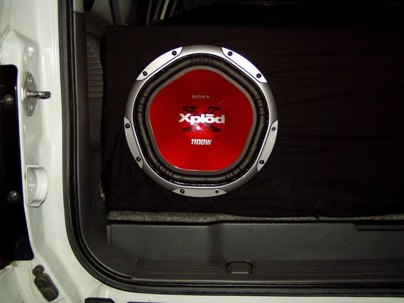 X Car Speakers Sony Xplod Old