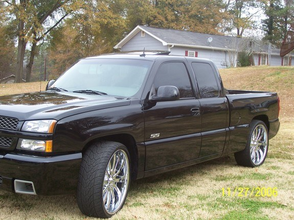 bulldog03ss 2003 chevrolet silverado 1500 regular cab. Black Bedroom Furniture Sets. Home Design Ideas