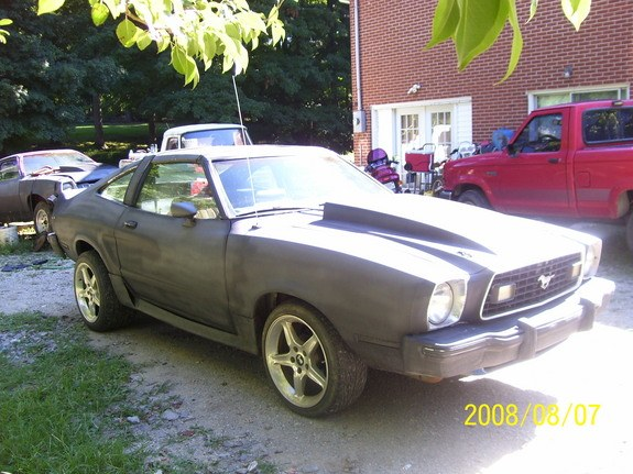 Another NiteMareII 1976 Ford Mustang II post... - 10323296