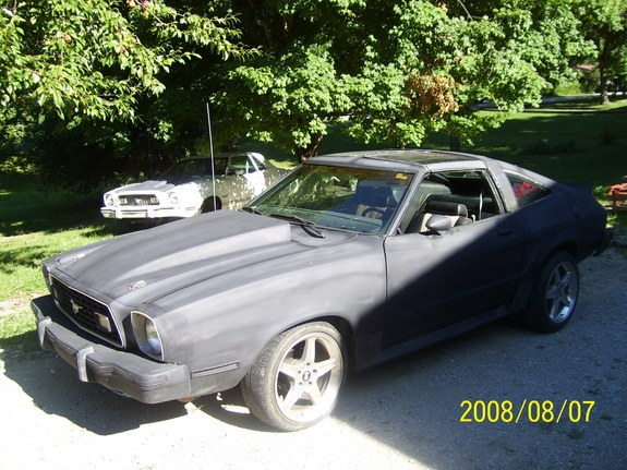 Another NiteMareII 1976 Ford Mustang II post... - 10323297