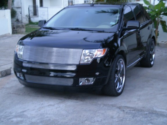 Tesla Model 3 Horsepower >> SXMFINEST 2007 Ford Edge Specs, Photos, Modification Info at CarDomain