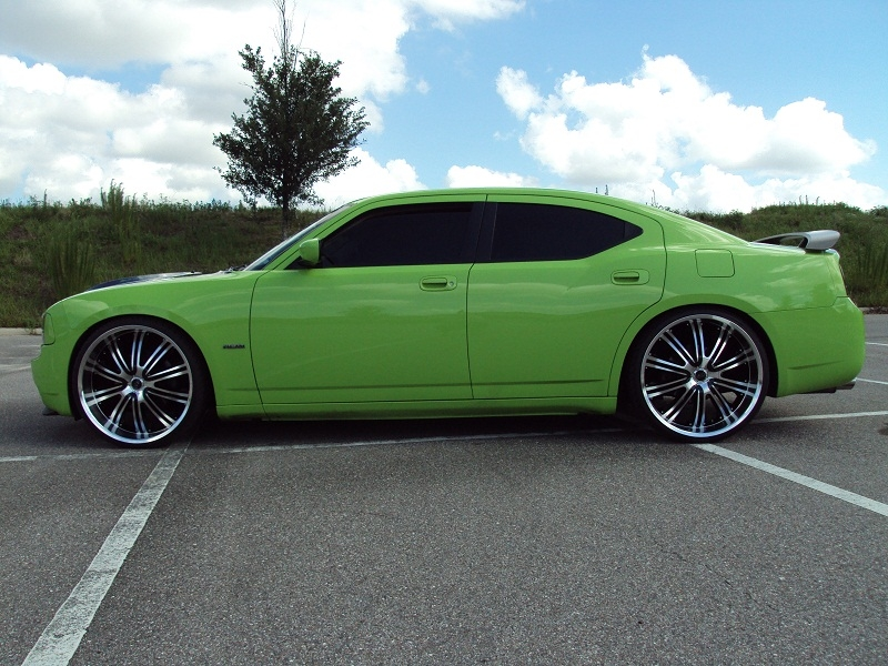 Another Sublimeon24s 2007 Dodge Charger post... - 10263713