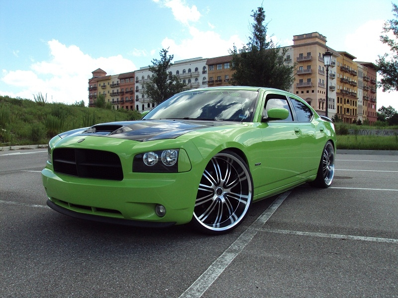Another Sublimeon24s 2007 Dodge Charger post... - 10263714