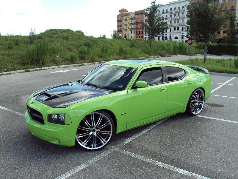 Another Sublimeon24s 2007 Dodge Charger post... - 10263717