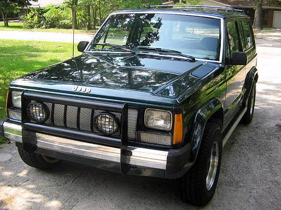 ateup242 1990 jeep cherokee specs photos modification info at cardomain. Black Bedroom Furniture Sets. Home Design Ideas