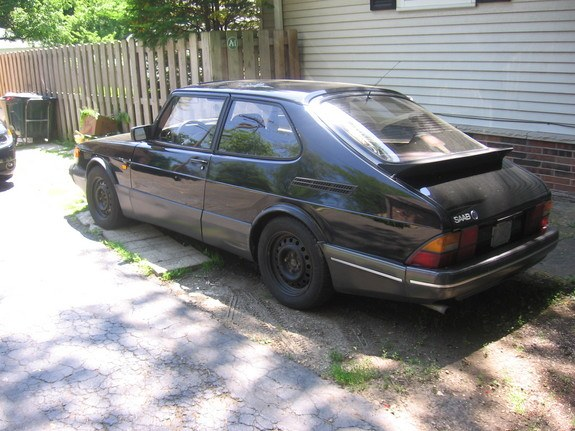 Another HIDSPG 1991 Saab 900 post... - 9210339
