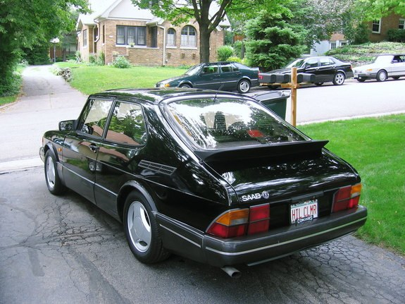 Another HIDSPG 1991 Saab 900 post... - 9210343
