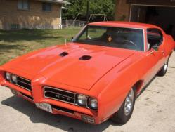 bigpull36s 1969 Pontiac GTO