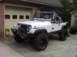 WhiteYJs 1993 Jeep YJ