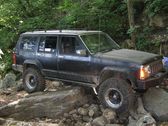 warrenxj's 1988 Jeep Cherokee