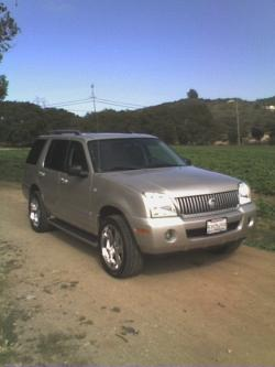 markstyle 2004 Mercury Mountaineer