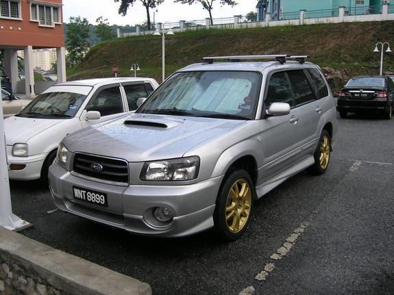 Another ginseng 2005 Subaru Forester post... - 10267300