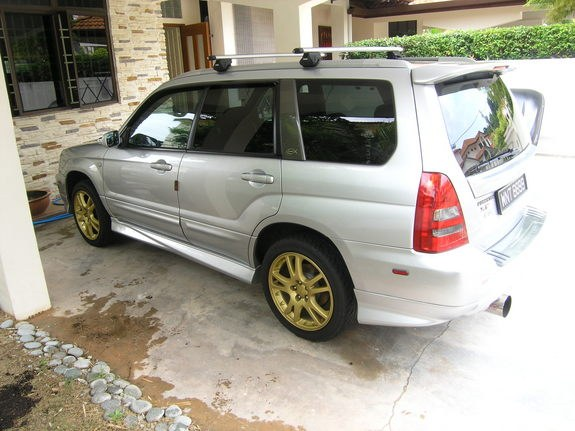 Another ginseng 2005 Subaru Forester post... - 10267301