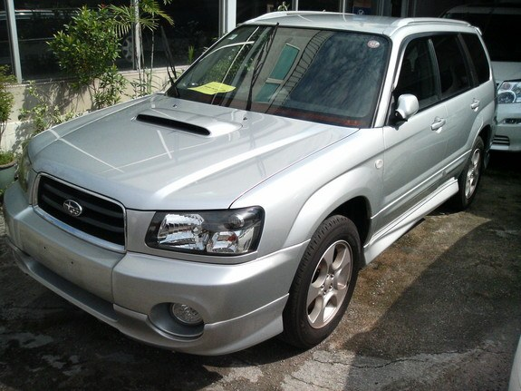 Another ginseng 2005 Subaru Forester post... - 10267305